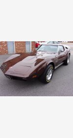 1974 Chevrolet Corvette for sale 101437426