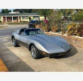 1974 Chevrolet Corvette for sale 101445392