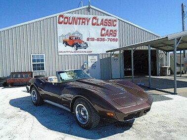 1974 Chevrolet Corvette for sale 101538732