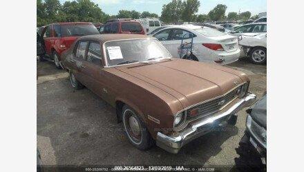 1974 Chevrolet Nova for sale 101153098