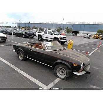 1974 FIAT Spider for sale 101544027