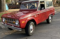 1974 Ford Bronco Sport for sale 101284447