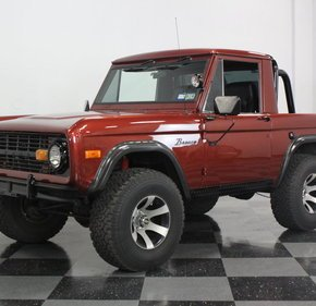 1974 Ford Bronco for sale 101081941