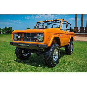 1974 Ford Bronco for sale 101229277