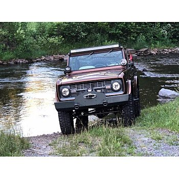 1974 Ford Bronco for sale 101291977