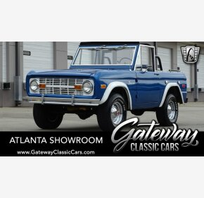 1974 Ford Bronco for sale 101307210