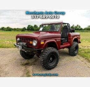 1974 Ford Bronco for sale 101328079