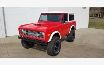 1974 Ford Bronco for sale 101330020