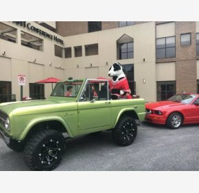 1974 Ford Bronco for sale 101349262
