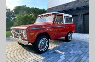 1974 Ford Bronco for sale 101381621