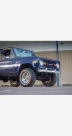 1974 Ford Bronco for sale 101384307