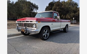1974 Ford F100 2WD Regular Cab for sale 101248039