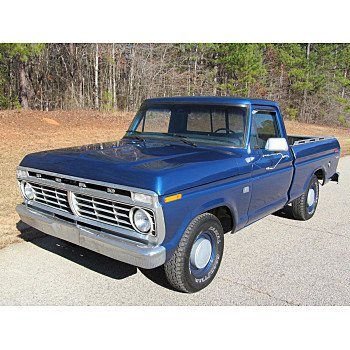1974 Ford F100 for sale 101441752