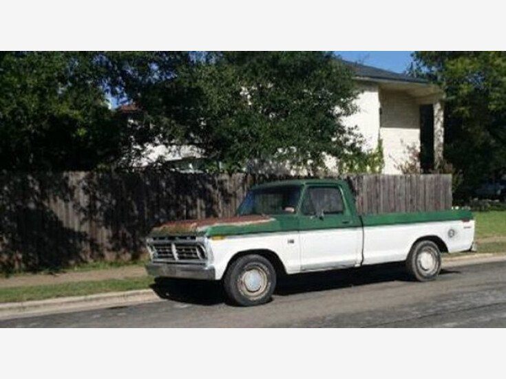 1974 Ford F100 for sale 101534874