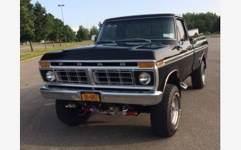 1974 Ford F250 4x4 Regular Cab for sale 101178775