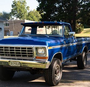 1974 Ford F250 4x4 Regular Cab for sale 101189103