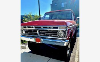 1974 Ford F250 4x4 Regular Cab for sale 101351338