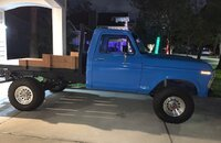1974 Ford F250 4x4 Regular Cab for sale 101414954