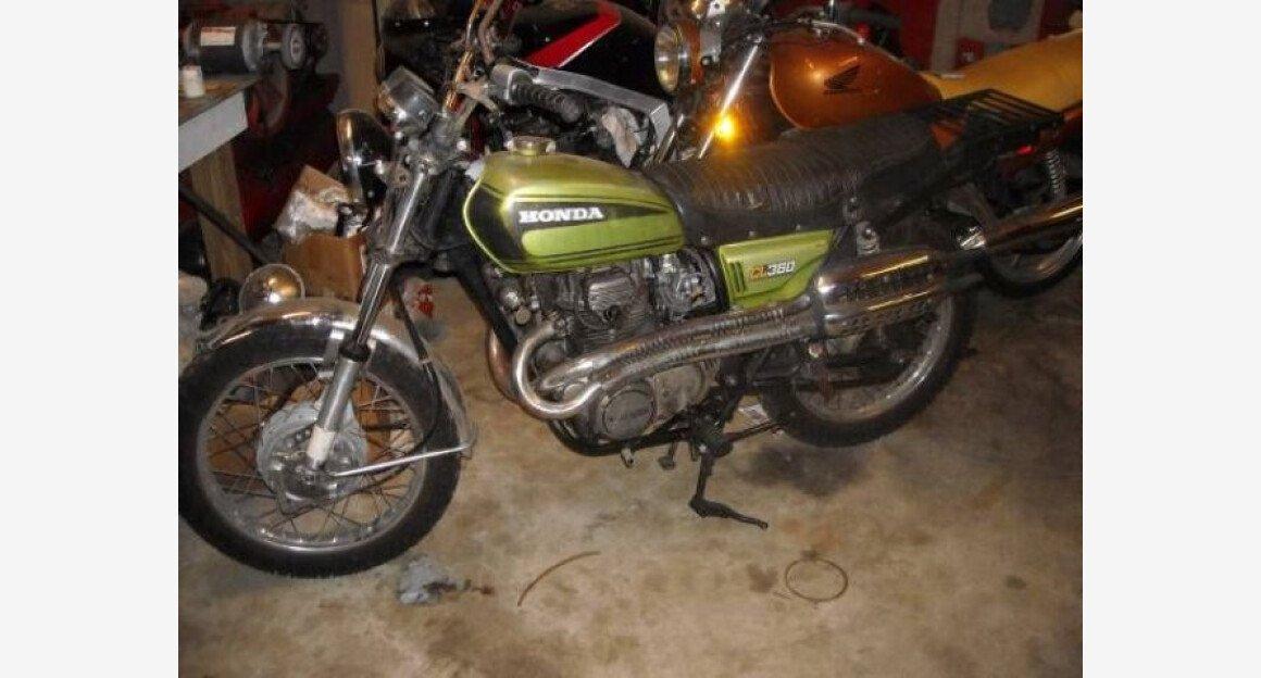 1974 Honda Scrambler for sale 200647359