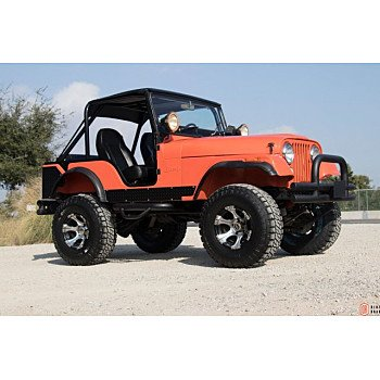 1974 Jeep CJ-5 for sale 101060718