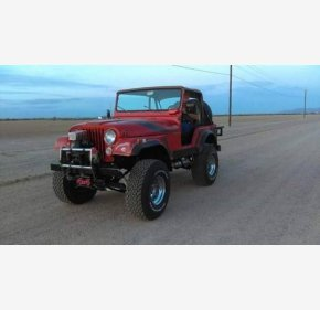 1974 Jeep CJ-5 for sale 101014664