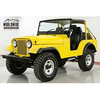 1974 Jeep CJ-5 for sale 101267831