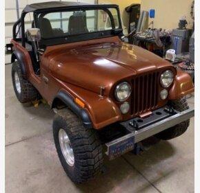 1974 Jeep CJ-5 for sale 101307238
