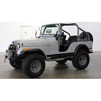 1974 Jeep CJ-5 for sale 101404035