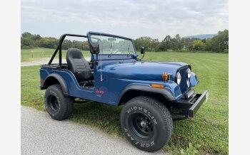 1974 Jeep CJ-5 for sale 101601789