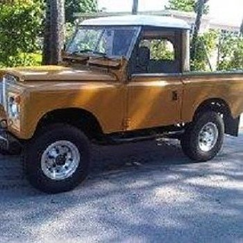 1974 Land Rover Series III for sale 101004152