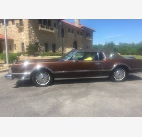 1974 Lincoln Continental for sale 100927301