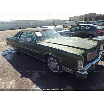 1974 Lincoln Continental for sale 101308553