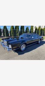 1974 Lincoln Continental for sale 101394323