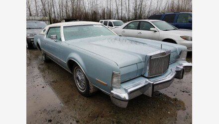 1974 Lincoln Continental for sale 101441341