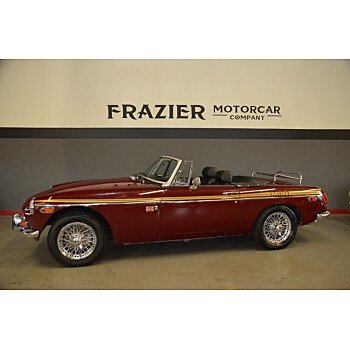 1974 MG MGB for sale 101188546