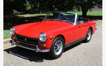 1974 MG Midget for sale 101356587