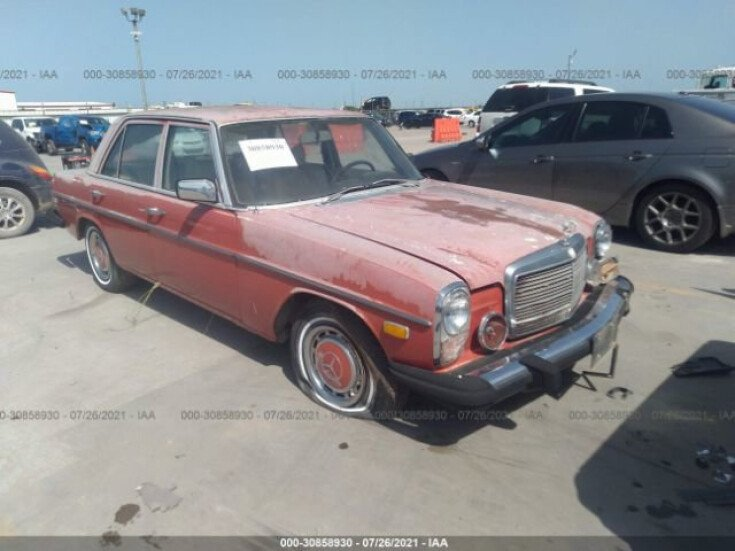 1974 Mercedes-Benz 280 for sale 101561291