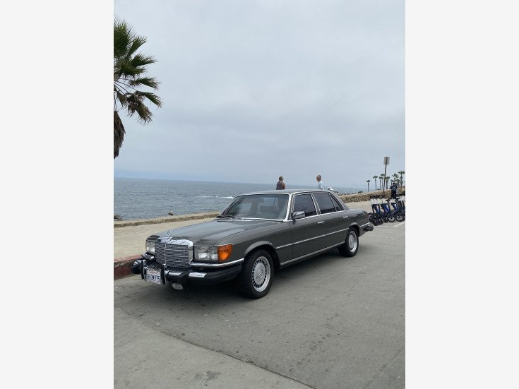 1974 Mercedes-Benz 450SEL for sale 101367900