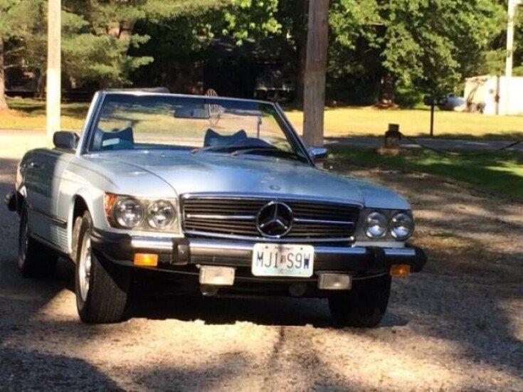 1974 Mercedes-Benz 450SL for sale 100994442