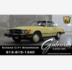 1974 Mercedes-Benz 450SL for sale 101100309