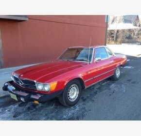 1974 Mercedes-Benz 450SL for sale 101411001