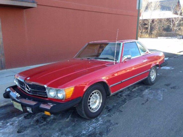 1974 Mercedes-Benz 450SL for sale 101411001
