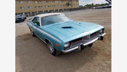 1974 Plymouth Barracuda for sale 101337028