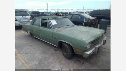 1974 Plymouth Valiant for sale 101333172