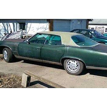 1974 Pontiac Bonneville for sale 101534972