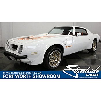 1974 Pontiac Firebird for sale 101000121