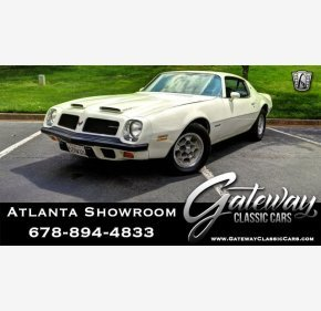 1974 Pontiac Firebird for sale 101121496