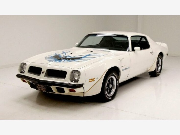 1974 Pontiac Firebird Trans Am For Sale Near Morgantown Pennsylvania 19543 Classics On Autotrader