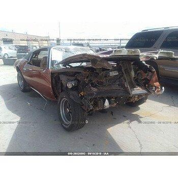 1974 Pontiac Firebird for sale 101210027