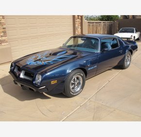 1974 Pontiac Firebird Coupe for sale 101358699
